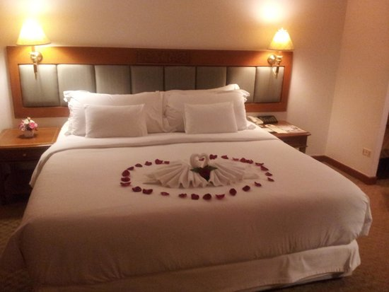The Imperial Mae Ping Hotel: honeymoon suite