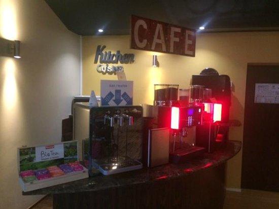 Holiday Inn Paris Marne La Vallee: Breakfast room