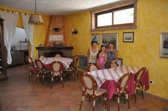 Poggio del Sole : Фото из ресторана 2