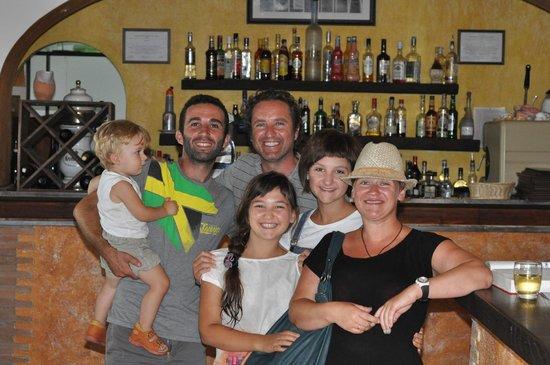 Poggio del Sole : Фото из ресторана 3