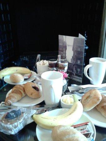 The Grosvenor Hotel: COLAZIONE!!!!