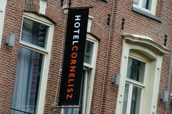 Hotel Cornelisz: Banner