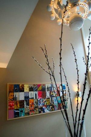 Hotel Cornelisz : Reception area