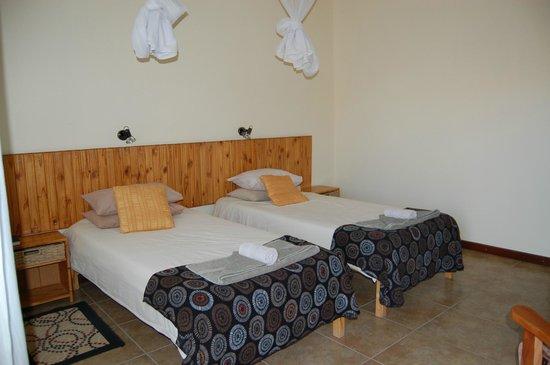 Hammerstein Lodge: Slaapkamer