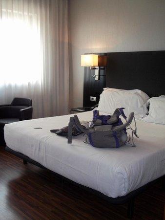 AC Hotel Milano: Excelente habitación