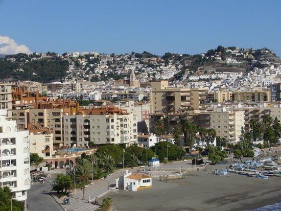 Almuñecar Playa Spa Hotel: Vistas de la zona