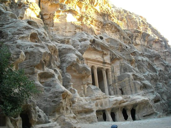 Beidha : Little Petra