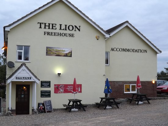 West Somerton, UK: The Lion