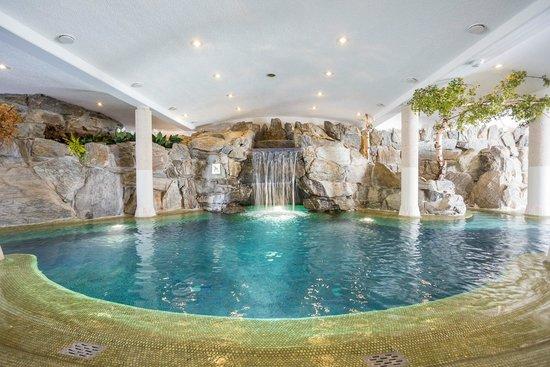 Alpen Hotel Weitlanbrunn: piscina