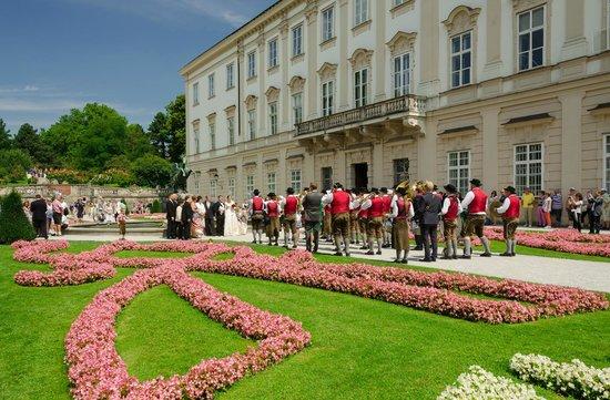 Palais et jardins de Mirabell : Mirabell Palace and Gardens