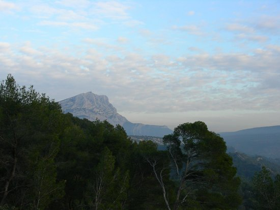 Beaurecueil, Γαλλία: Sainte Victoire