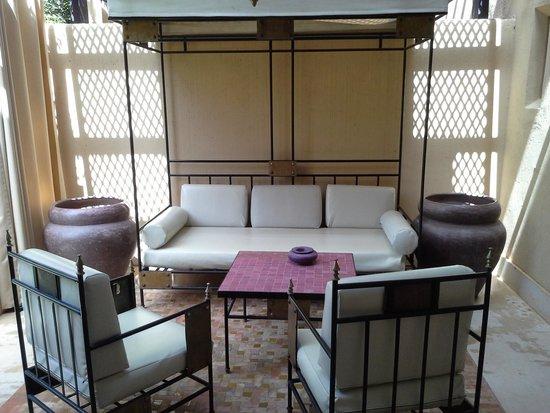 Club Med Marrakech le Riad: terrasse de la suite