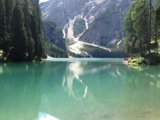 Hotel Pragser Wildsee: Lago di Braies