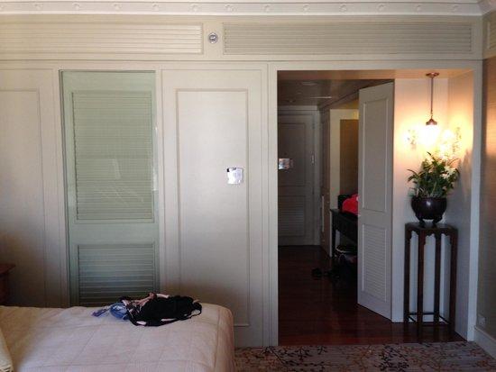 Mandarin Oriental, Bangkok: room