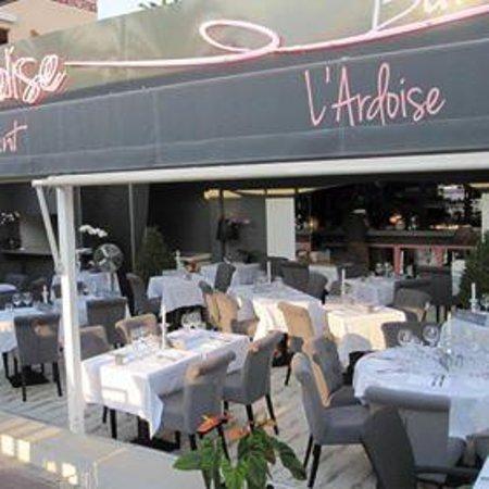 L'Ardoise, Les Issambres - Restaurant Reviews, Phone