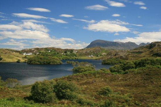 Drumbeg Loop: Loch Drumbeg