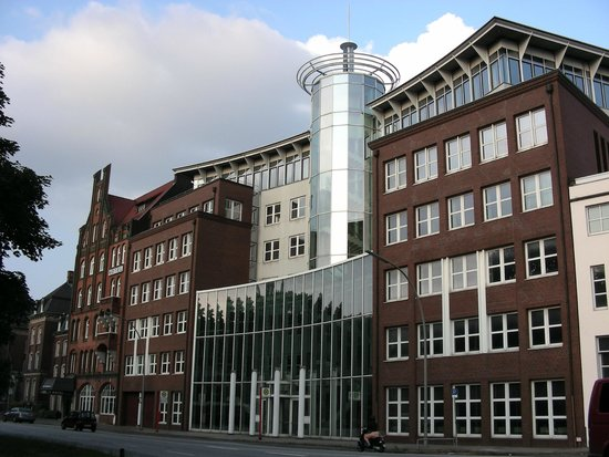 Novum Hotel Holstenwall Hamburg Neustadt: facciata