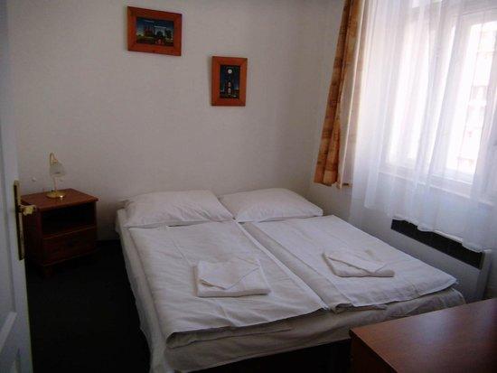 U Semika : Schlafzimmer