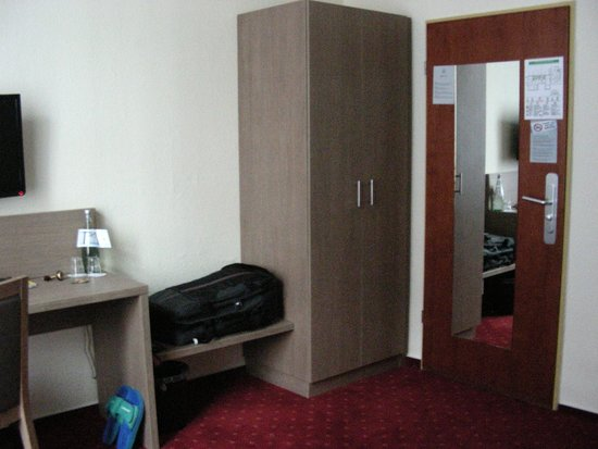 Novum Hotel Holstenwall Hamburg Neustadt: intreno stanza