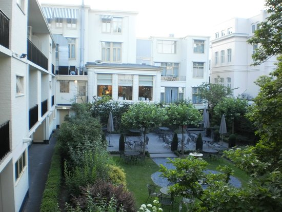 Bilderberg Parkhotel: garden
