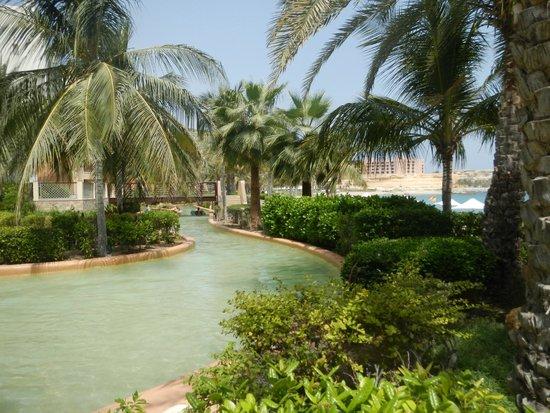 Shangri-La Barr Al Jissah Resort & Spa: lazy river