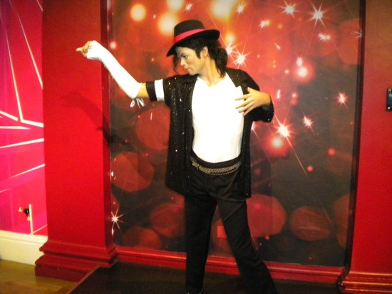 Madame Tussauds London: IL MITO!!!
