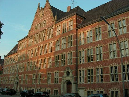 Novum Hotel Holstenwall Hamburg Neustadt: la strada