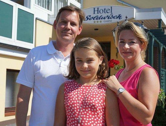 Haus Soldwisch Hotel Garni: Ihre Gastgeber