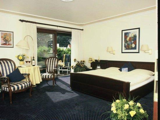"""Haus Soldwisch Hotel Garni: Hotelzimmer """"Maxi"""""""