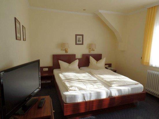 """Haus Soldwisch Hotel Garni: Hotelzimmer """"Komfort"""""""