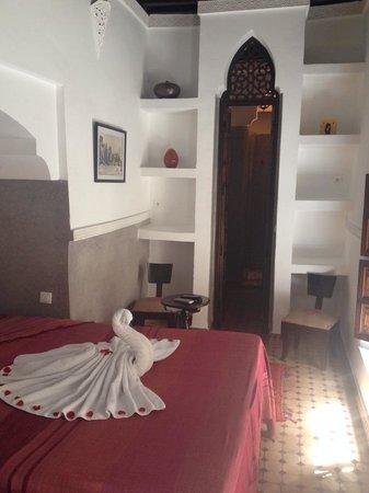 Riad Itrane: Agane room