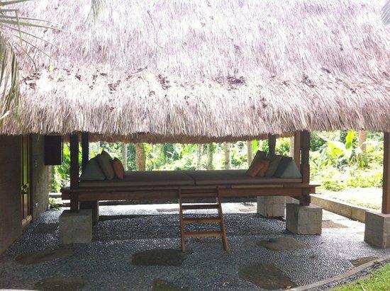 The Farm at San Benito : sulu terrace