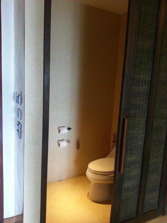 Hansar Samui Resort: Toilet