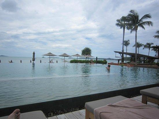Hansar Samui Resort: Pool