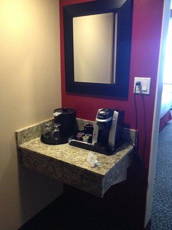 Century Casino and Hotel Edmonton : Coffee Bar