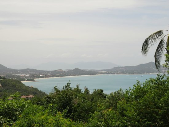 Samui Mountain Village: View from apartment