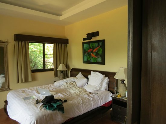 Samui Mountain Village: bedroom