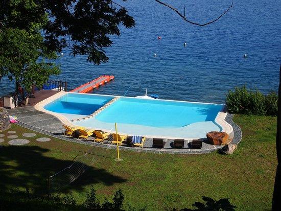 Aiyanar Beach And Dive Resort Training Pool