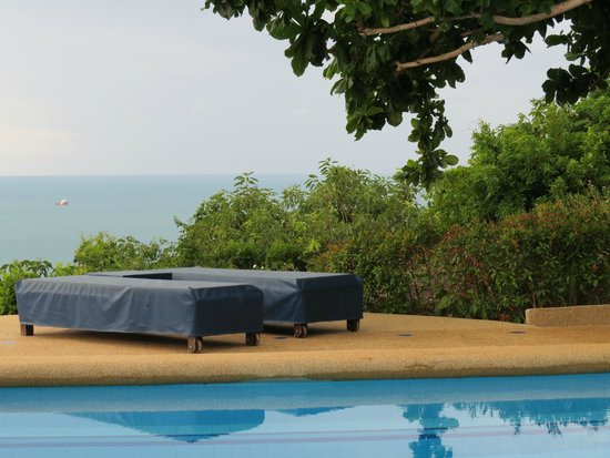 Samui Mountain Village: pool