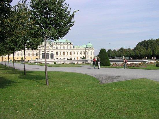 Schloss Belvedere: Бельведер