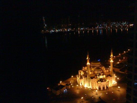 Al Noor Mosque: At Night