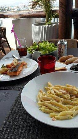 Restaurant : La table du marché à M'diq ,Tetouan.