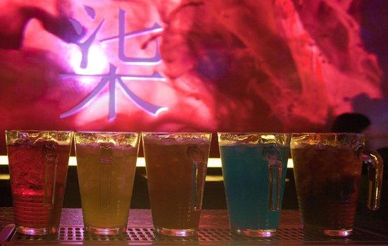 Gavanasa Club: Cocktail in caraffa