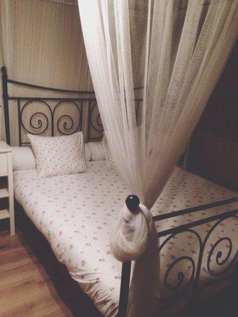 Yoake Bed and Breakfast : Romantische kamer