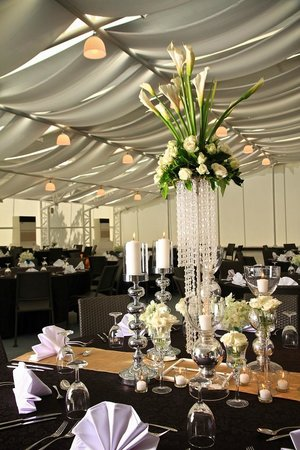 The Bellevue Resort Bohol: Pavilion Banquet Set-up