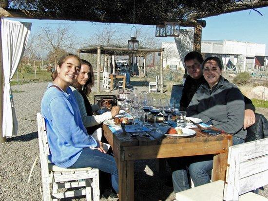 Uncorking Argentina Private Tours: Delicious Asado Lunch at Bodega Gimenez Riili