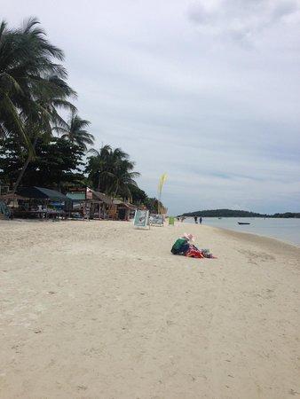 Chaweng Noi Beach: Chaweng Beach 1