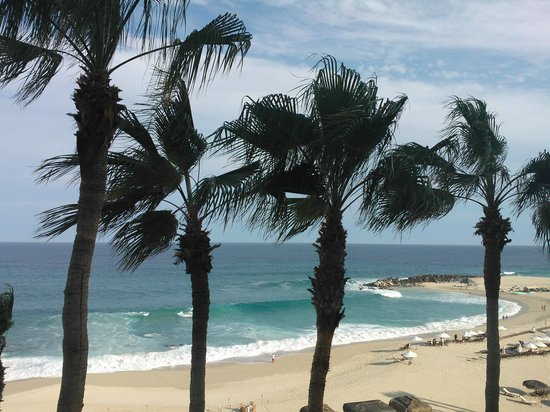 Hilton Los Cabos Beach & Golf Resort : View from the room