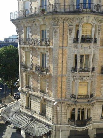 Mercure Lyon Centre Brotteaux : Vue depuis la chambre