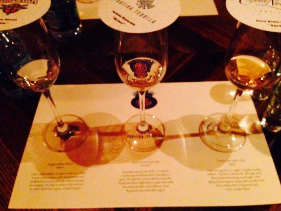 La Cava del Tequila: Wins down selections.